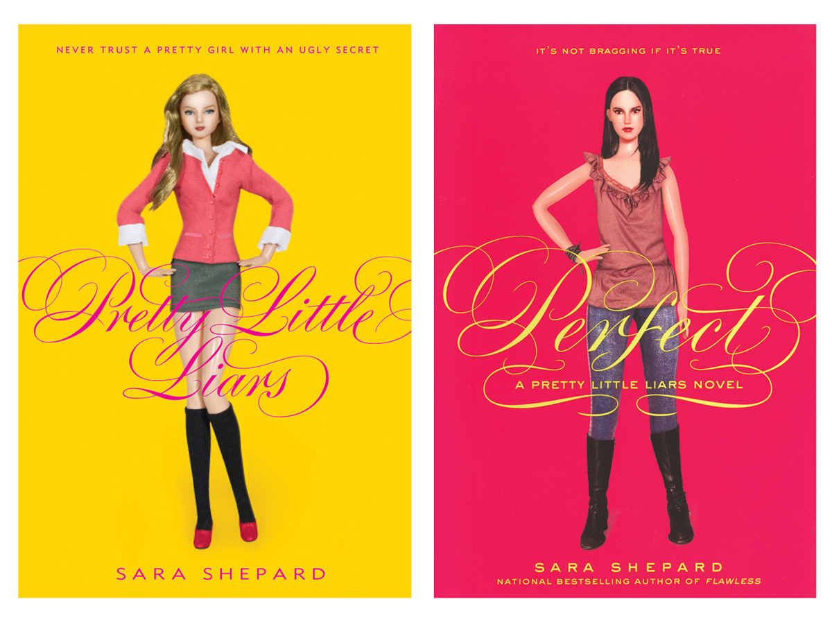 Pretty Little Liars Book Cover Characters : Pretty little liars peter horridge